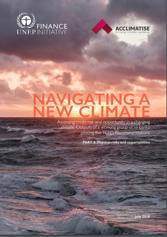Navigating a New Climate