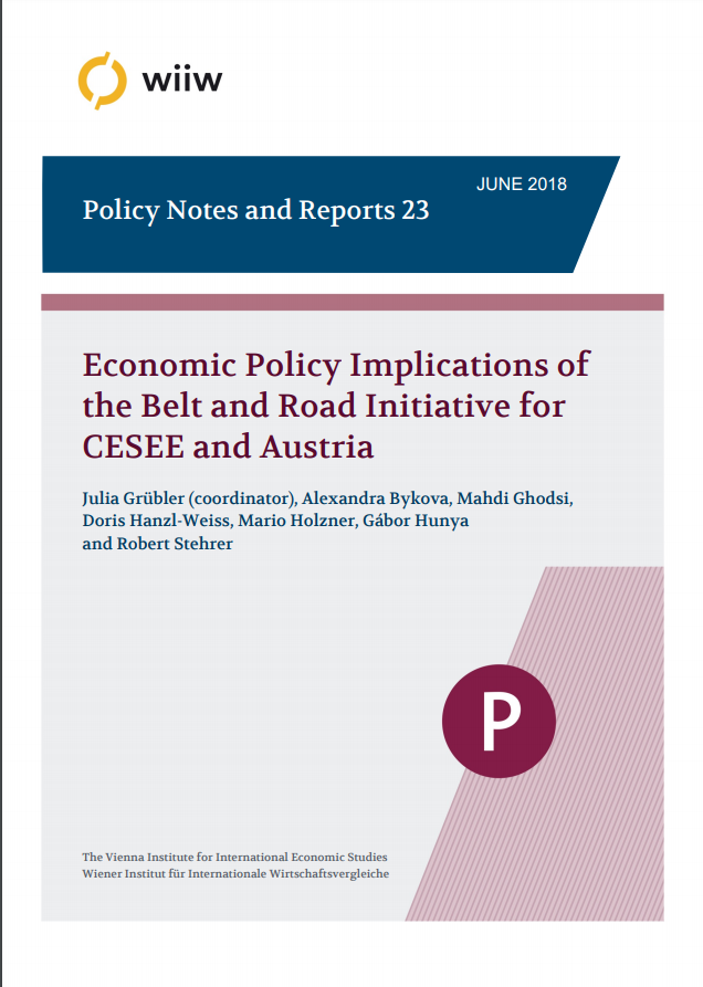 Economic Policy Implications of the Belt and Road Initiative for CESEE and Austria