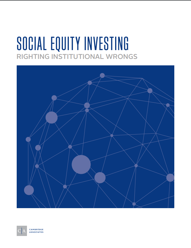 Social Equity Investing