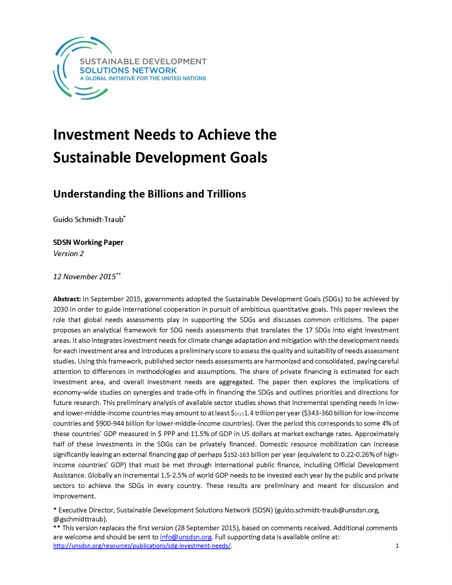 investment-needs-to-achieve-the-sustainable-development-goals