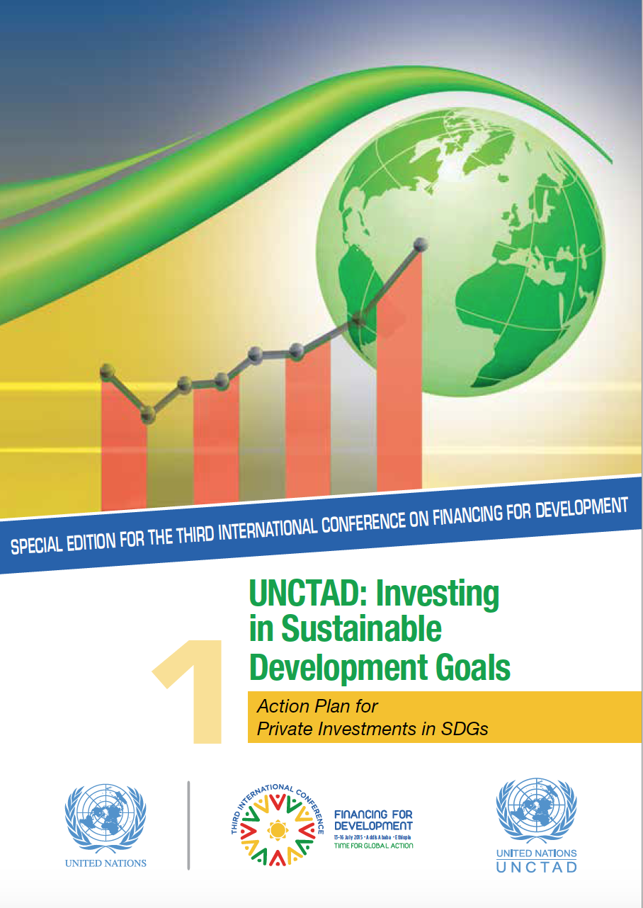 Investing in Sustainable Development Goals
