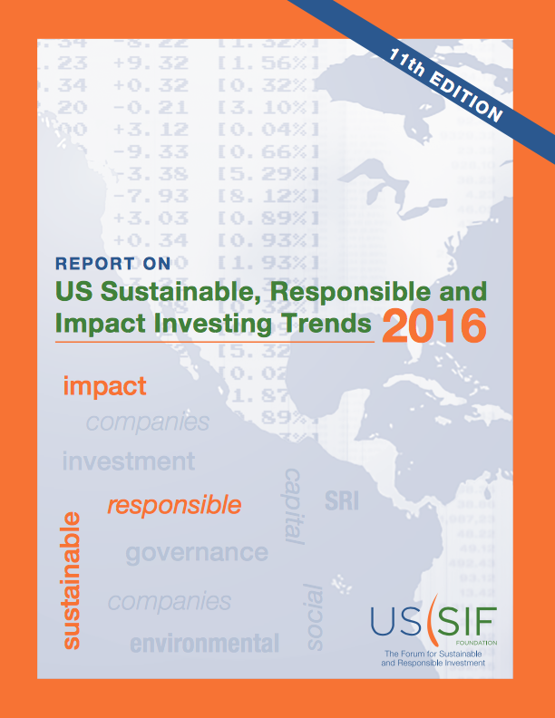 US Impact Investing Trends 2016