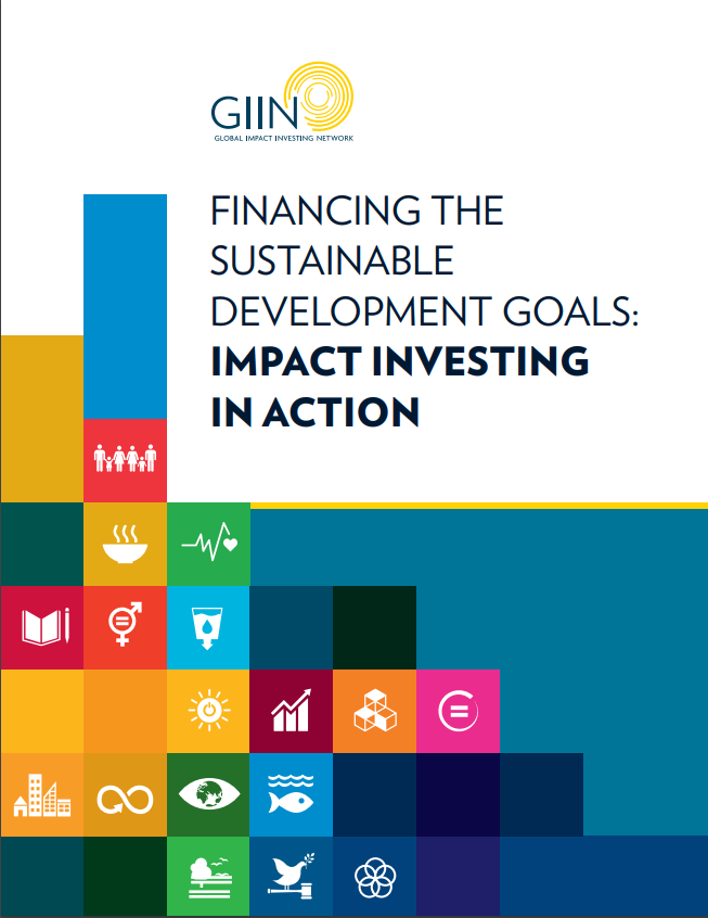 Financing the SDGs:  Impact Investing in Action